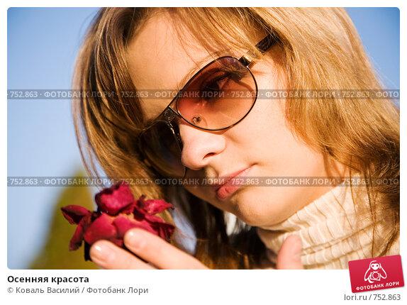 Осенняя красота. Стоковое фото, фотограф Коваль Василий / Фотобанк Лори