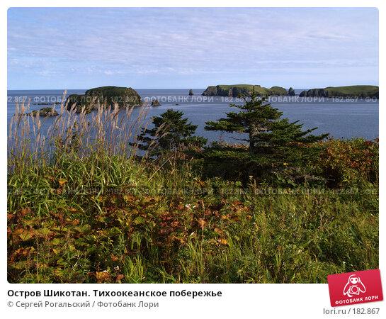 Остров Шикотан. Тихоокеанское побережье, фото № 182867, снято 19 сентября 2017 г. (c) Сергей Рогальский / Фотобанк Лори