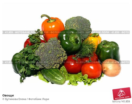 Овощи, фото № 41859, снято 5 апреля 2007 г. (c) Бутинова Елена / Фотобанк Лори