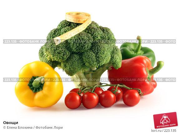 Овощи, фото № 223135, снято 24 июля 2007 г. (c) Елена Блохина / Фотобанк Лори