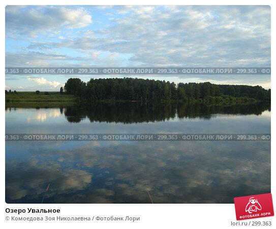 Озеро Увальное, фото № 299363, снято 30 июля 2007 г. (c) Комоедова Зоя Николаевна / Фотобанк Лори