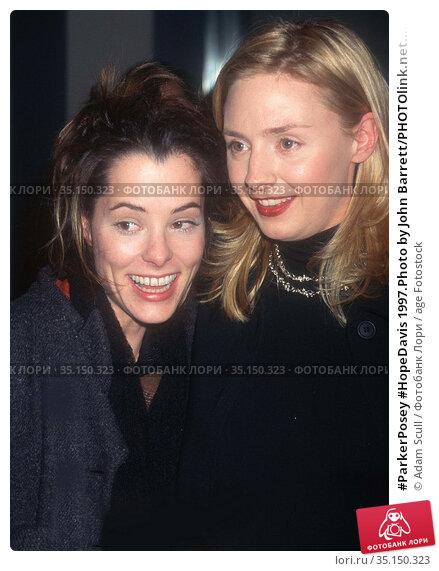 #ParkerPosey #HopeDavis 1997.Photo by John Barrett/PHOTOlink.net...... Редакционное фото, фотограф Adam Scull / age Fotostock / Фотобанк Лори
