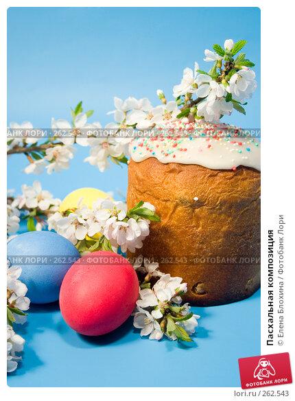 Пасхальная композиция, фото № 262543, снято 25 апреля 2008 г. (c) Елена Блохина / Фотобанк Лори
