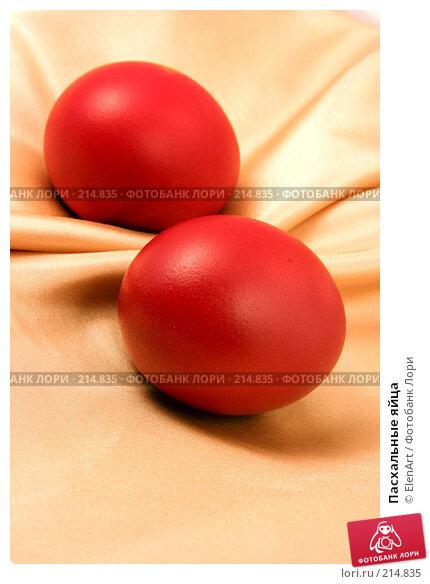 Пасхальные яйца, фото № 214835, снято 24 марта 2017 г. (c) ElenArt / Фотобанк Лори