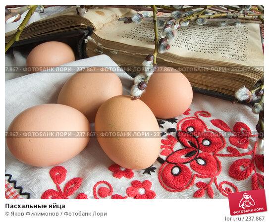 Пасхальные яйца, фото № 237867, снято 20 января 2017 г. (c) Яков Филимонов / Фотобанк Лори