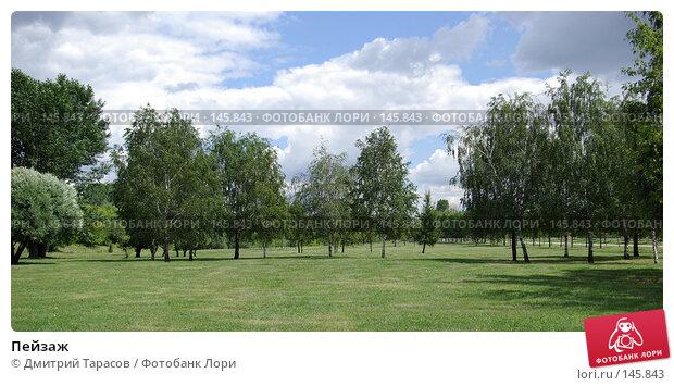 Купить «Пейзаж», фото № 145843, снято 15 июля 2007 г. (c) Дмитрий Тарасов / Фотобанк Лори