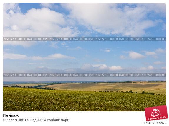 Пейзаж, фото № 165579, снято 3 сентября 2005 г. (c) Кравецкий Геннадий / Фотобанк Лори