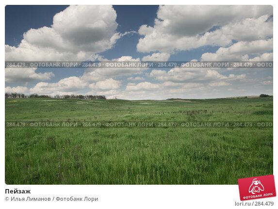 Пейзаж, фото № 284479, снято 9 мая 2008 г. (c) Илья Лиманов / Фотобанк Лори