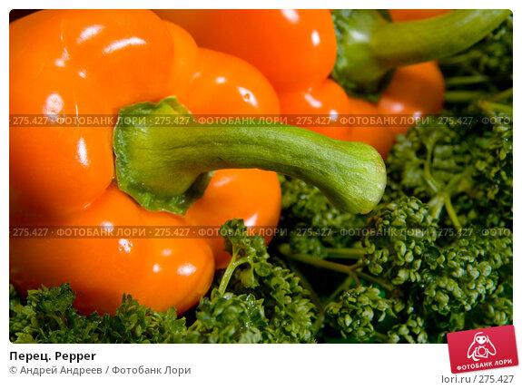 Перец. Pepper, фото № 275427, снято 4 мая 2008 г. (c) Андрей Андреев / Фотобанк Лори