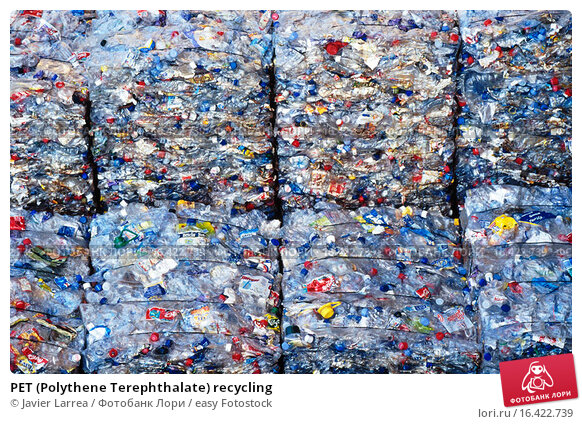 recycling of polyethylene terephthalate Polyethylene terephthalate (pet) is the most widely recycled plastic in the world pet is a plastic resin and a form of polyester that is formed by combining two monomers: modified ethylene glycol and purified terephthalic acid.