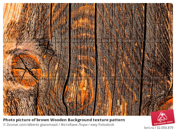 Photo picture of brown Wooden Background texture pattern. Стоковое фото, фотограф Zoonar.com/alberto giacomazzi / easy Fotostock / Фотобанк Лори