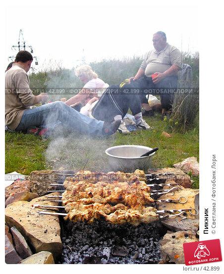 Купить «Пикник», фото № 42899, снято 6 мая 2007 г. (c) Светлана / Фотобанк Лори