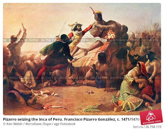 the life and expeditions of francisco pizarro