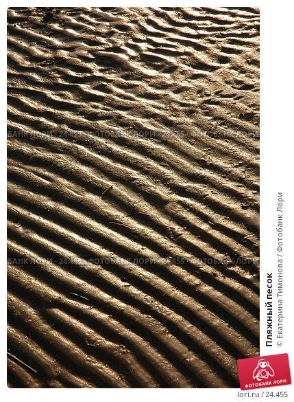 Купить «Пляжный песок», фото № 24455, снято 24 сентября 2006 г. (c) Екатерина Тимонова / Фотобанк Лори