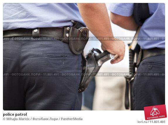 police patrol morgane фото