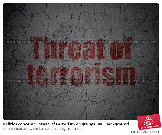 concept of terrorism Understanding terrorism psychologists are amassing more concrete data on the factors that lead some people to terrorism—and using those insights to develop ways to thwart it.