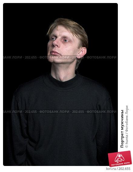 Портрет мужчины, фото № 202655, снято 13 декабря 2007 г. (c) hunta / Фотобанк Лори