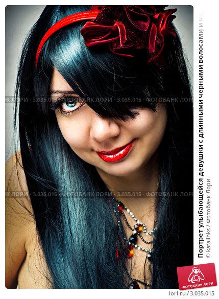 Частные фото девушек с черными волосами — 12