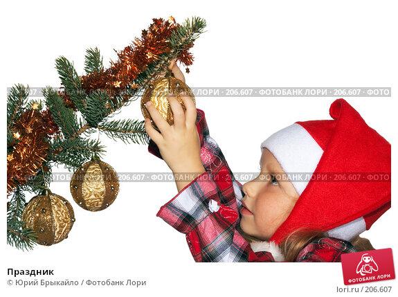Купить «Праздник», фото № 206607, снято 2 декабря 2007 г. (c) Юрий Брыкайло / Фотобанк Лори