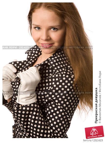 Прекрасная девушка, фото № 232623, снято 23 февраля 2008 г. (c) Валентин Мосичев / Фотобанк Лори