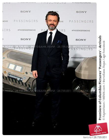 Купить «Premiere of Columbia Pictures' 'Passengers' - Arrivals Featuring: Michael Sheen Where: Westwood, California, United States When: 15 Dec 2016 Credit: FayesVision/WENN.com», фото № 28739851, снято 15 декабря 2016 г. (c) age Fotostock / Фотобанк Лори