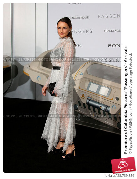 Купить «Premiere of Columbia Pictures' 'Passengers' - Arrivals Featuring: Rachael Leigh Cook Where: Westwood, California, United States When: 15 Dec 2016 Credit: FayesVision/WENN.com», фото № 28739859, снято 15 декабря 2016 г. (c) age Fotostock / Фотобанк Лори
