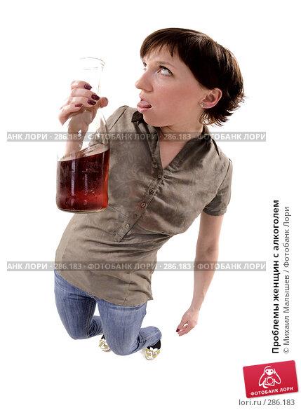 Проблемы женщин с алкоголем, фото № 286183, снято 12 мая 2008 г. (c) Михаил Малышев / Фотобанк Лори