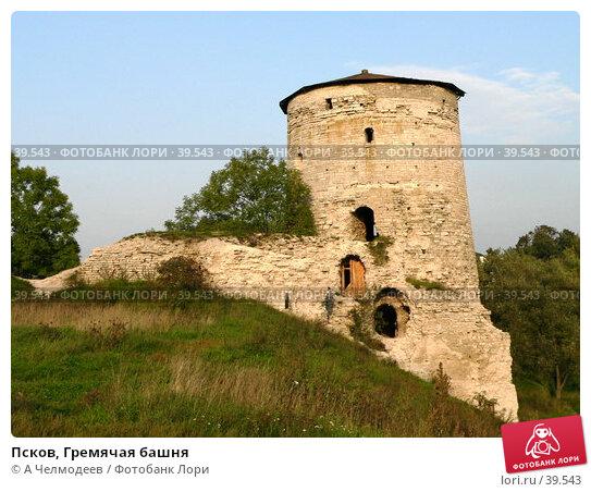 Псков, Гремячая башня, фото № 39543, снято 14 сентября 2006 г. (c) A Челмодеев / Фотобанк Лори