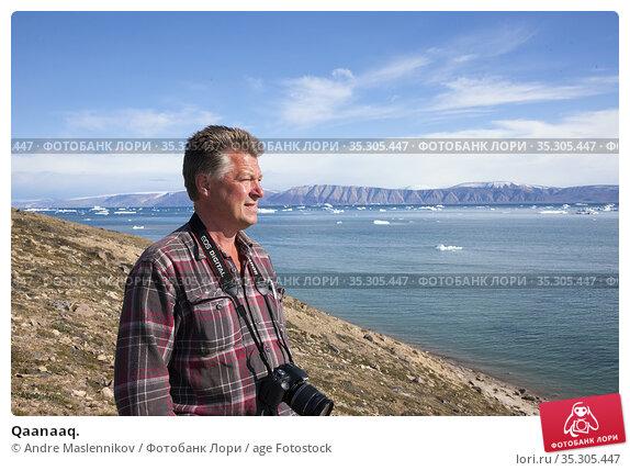 Qaanaaq. Стоковое фото, фотограф Andre Maslennikov / age Fotostock / Фотобанк Лори