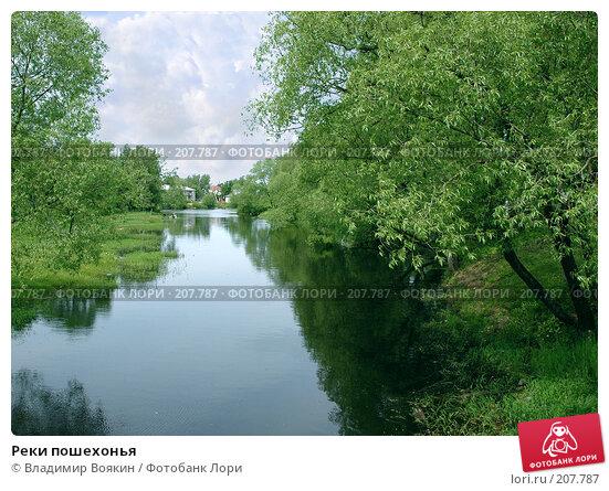 Реки пошехонья, фото № 207787, снято 14 мая 2004 г. (c) Владимир Воякин / Фотобанк Лори
