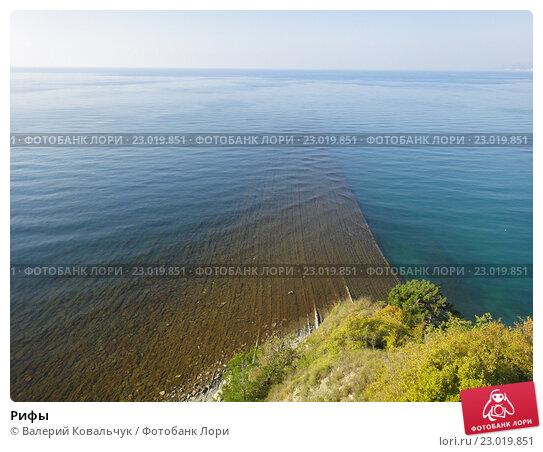 Рифы. Стоковое фото, фотограф Валерий Ковальчук / Фотобанк Лори