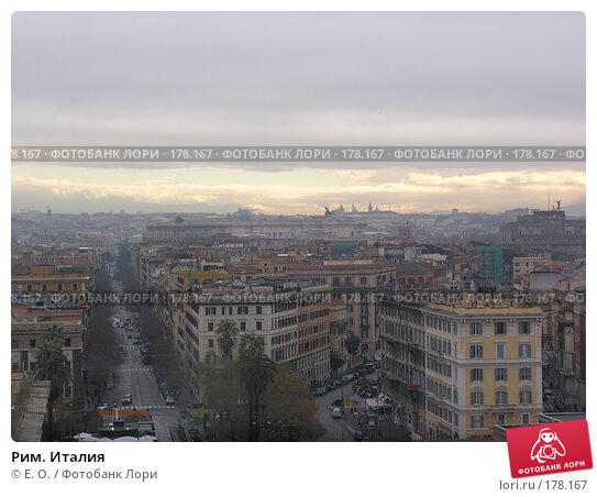 Рим. Италия, фото № 178167, снято 7 января 2008 г. (c) Екатерина Овсянникова / Фотобанк Лори