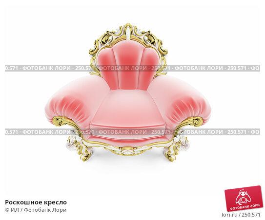 Роскошное кресло, иллюстрация № 250571 (c) ИЛ / Фотобанк Лори