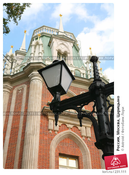 Россия, Москва, Царицыно, фото № 231111, снято 7 сентября 2007 г. (c) Astroid / Фотобанк Лори