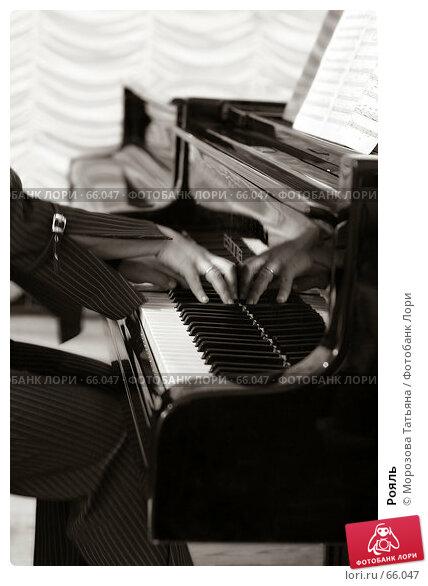 Рояль, фото № 66047, снято 27 сентября 2004 г. (c) Морозова Татьяна / Фотобанк Лори