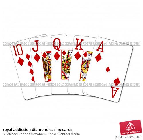 Diamond royale casino dealers in casino