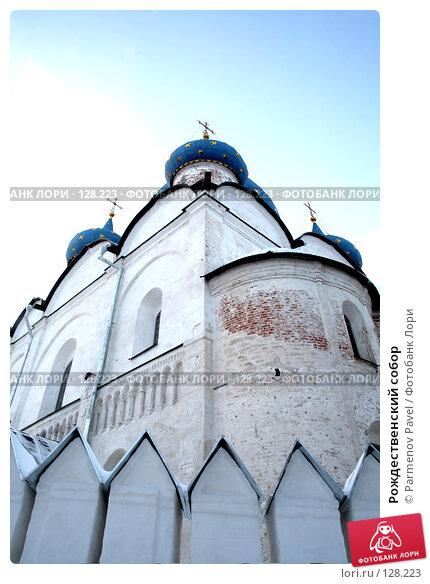 Купить «Рождественский собор», фото № 128223, снято 18 ноября 2007 г. (c) Parmenov Pavel / Фотобанк Лори