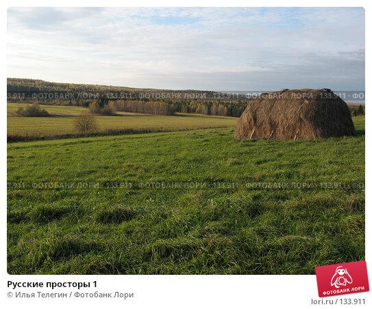 Русские просторы 1, фото № 133911, снято 6 октября 2007 г. (c) Илья Телегин / Фотобанк Лори