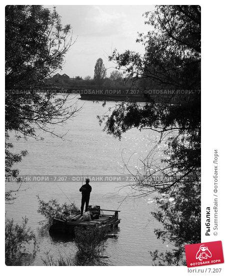 Рыбалка, фото № 7207, снято 26 мая 2017 г. (c) SummeRain / Фотобанк Лори
