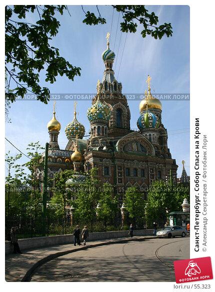 Санкт-Петербург. Собор Спаса на Крови, фото № 55323, снято 24 мая 2007 г. (c) Александр Секретарев / Фотобанк Лори