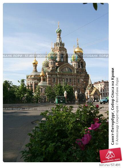 Санкт-Петербург, Собор Спаса на Крови, фото № 57491, снято 6 июня 2007 г. (c) Александр Секретарев / Фотобанк Лори