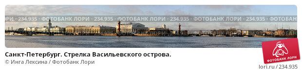 Санкт-Петербург. Стрелка Васильевского острова., фото № 234935, снято 27 октября 2016 г. (c) Инга Лексина / Фотобанк Лори