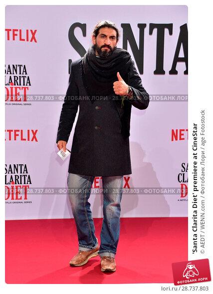 Купить «'Santa Clarita Diet' premiere at CineStar Featuring: Numan Acar Where: Berlin, Germany When: 20 Jan 2017 Credit: AEDT/WENN.com», фото № 28737803, снято 20 января 2017 г. (c) age Fotostock / Фотобанк Лори