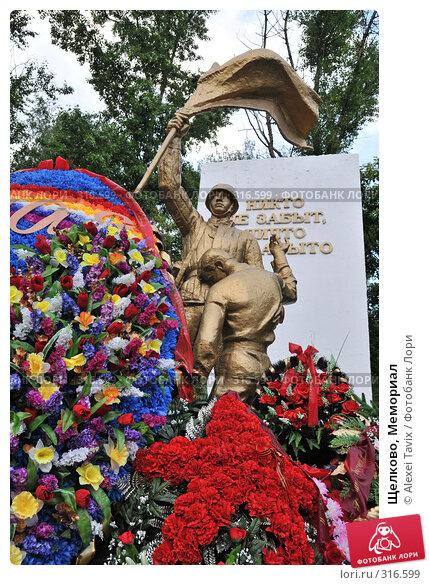 Щелково, Мемориал, эксклюзивное фото № 316599, снято 30 мая 2008 г. (c) Alexei Tavix / Фотобанк Лори