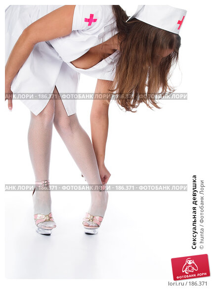 Сексуальная девушка, фото № 186371, снято 16 августа 2007 г. (c) hunta / Фотобанк Лори