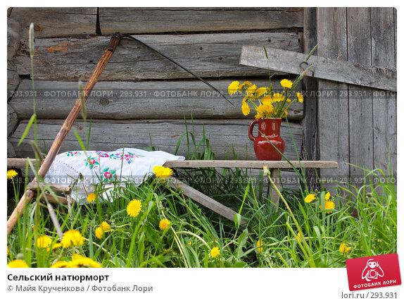 Купить «Сельский натюрморт», фото № 293931, снято 18 мая 2008 г. (c) Майя Крученкова / Фотобанк Лори
