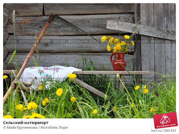 Сельский натюрморт, фото № 293931, снято 18 мая 2008 г. (c) Майя Крученкова / Фотобанк Лори