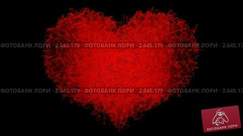 Купить «Сердце из абстрактного пламени», видеоролик № 2645179, снято 27 марта 2010 г. (c) Арсений Герасименко / Фотобанк Лори
