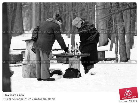 Купить «Шахмат звон», фото № 35363, снято 13 марта 2004 г. (c) Сергей Лаврентьев / Фотобанк Лори