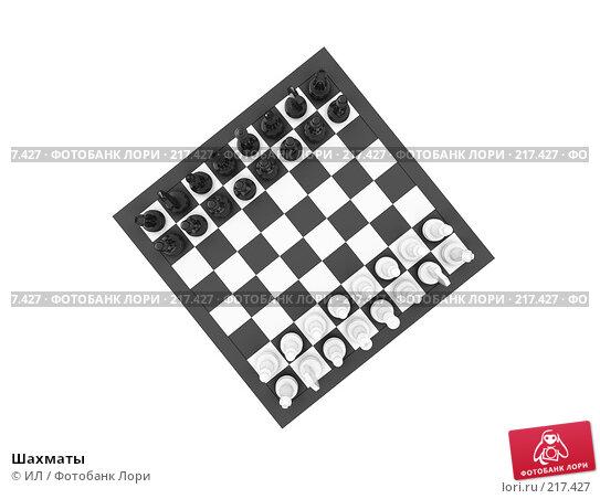 Шахматы, иллюстрация № 217427 (c) ИЛ / Фотобанк Лори